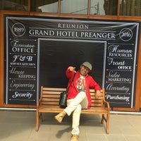 Photo taken at Ahadiat Hotel & Bungalow by Hendarslogi on 5/28/2016
