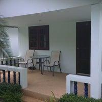Photo taken at Sabai Resort by Roman R. on 11/14/2014