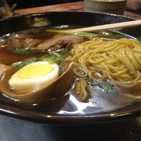 Photo taken at Suzu Noodle House by Sarah W. on 1/15/2013
