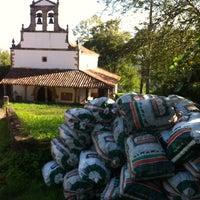 Photo taken at Iglesia san Bartolome de puelles by Julio Casa Inés    www.casaines.es on 10/29/2013