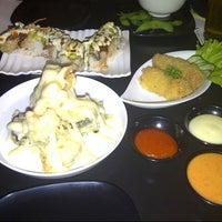 Photo taken at sushi-ya by Fauziah M. on 10/7/2012