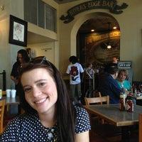 Photo taken at River's Edge Restaurant by Scott B. on 5/7/2013