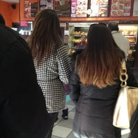 Photo taken at Dunkin' Donuts by Steven B. on 1/22/2013