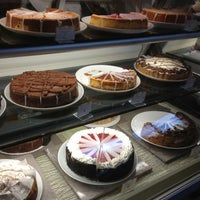 Photo taken at Eli's Cheesecake Bakery Cafe by Gilbert O. on 2/17/2013