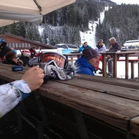 Photo taken at Skigebiet Schlossalm - Angertal / Ski amadé by Anton S. on 3/21/2013