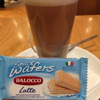 Photo taken at Costa Coffee by Rich M. on 1/2/2016