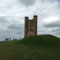 Photo taken at Broadway Tower by Rich M. on 5/15/2016