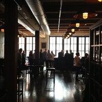 Photo taken at Hubbard Inn by Mark G. on 5/2/2013