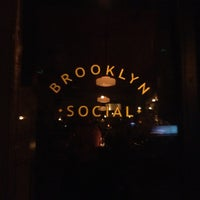 Photo taken at Brooklyn Social by Melody L. on 3/2/2013