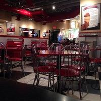 Photo taken at Freddy's Frozen Custard & Steakburgers by Myra S. on 1/7/2014