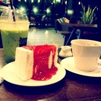 Photo taken at Sawasdee Coffee by saii s. on 11/12/2012