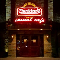 Photo taken at Cheddar's Casual Café by Keith D. on 12/16/2012
