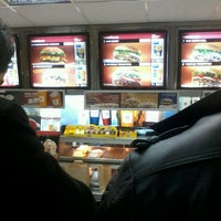 Photo taken at Burger King by Murat A. on 2/5/2013