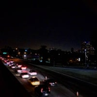 Photo taken at I-110 (Harbor Freeway) by Scott L. on 10/7/2015