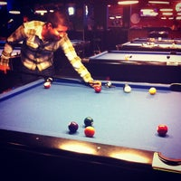 Photo taken at Peabody's Billiards & Games by Kenneth L. on 3/10/2013