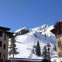 Photo taken at Squaw Valley Ski Resort by George A. on 3/9/2013