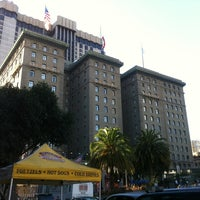 Photo taken at The Westin St. Francis on Union Square by Elsa H. on 10/19/2012