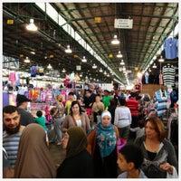 Photo taken at Sydney Markets by Sean X. on 2/3/2013