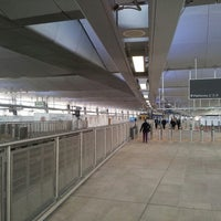 Photo taken at London Blackfriars Railway Station (BFR) by Godwyns O. on 2/16/2013