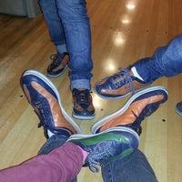 Photo taken at Paloko Bowling by Cristian R. on 6/28/2013