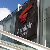 Photo taken at Arndale Central by David L. on 6/23/2014