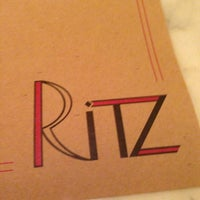 Photo taken at Ritz by Pedro_junqueira on 1/26/2013