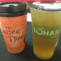 Photo taken at Lohas Tea Shop (Bubble Milk Tea) by Ah M. on 6/10/2013