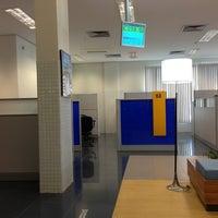 Photo taken at Banco do Brasil by Douglas A. on 5/20/2013