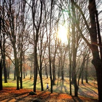 Photo taken at Bois de Boulogne by Bois H. on 12/18/2012