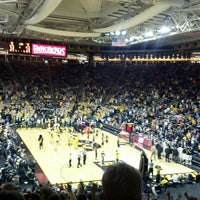 Photo taken at Carver-Hawkeye Arena by Andrea on 3/6/2013
