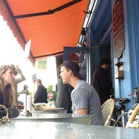 Photo taken at La Boulangerie de San Francisco by Pablo S. on 6/7/2013