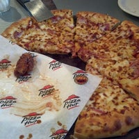 Photo taken at Pizza Hut by Breanne S. on 3/13/2013