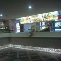 Photo taken at ศูนย์อาหาร รพ. นครธน by Sirawich P. on 9/4/2011