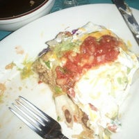 Photo taken at Taqueria El Huarache by Kyleen S. on 12/31/2011