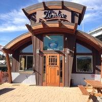Photo taken at Bridge Seafood by Karen W. on 7/1/2012