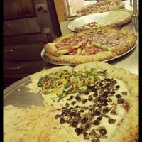 Photo taken at Pieces Pizza by the Slice by Rocky R. on 1/27/2013