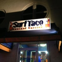 Photo taken at Surf Taco by Jack L. on 3/21/2013