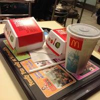 Photo taken at McDonald's by Princess Ankitha K. on 2/9/2013