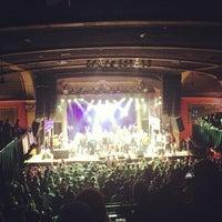 Photo taken at Ogden Theatre by Jason R. on 11/22/2012