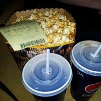 Photo taken at Forum Cinemas Akropolis by Kristina P. on 3/1/2013