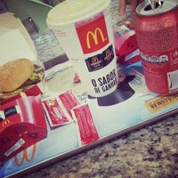 Photo taken at McDonald's by Isabelle V. on 4/5/2013