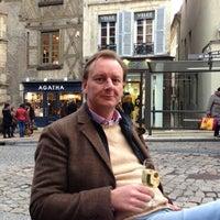 Photo taken at Au Bureau by Alexander v. on 12/23/2012