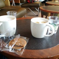 Photo taken at Starbucks by Nikita D. on 4/13/2014
