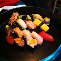 Photo taken at Fuki Sushi by Kathy A. on 4/4/2013