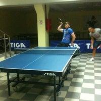 Photo taken at STIGA (Tenis de masă) by Iren R. on 7/6/2013