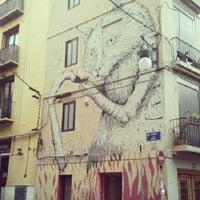Photo taken at Barri del Carme by Benito J. on 11/23/2012