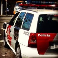 Photo taken at Avenida General Valdomiro De Lima by Gabriel M. on 9/3/2014