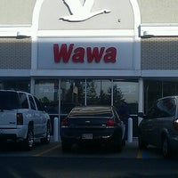 Photo taken at Wawa by Angela S. on 5/4/2013