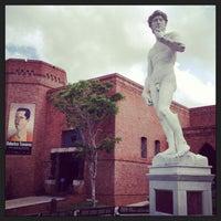 Photo taken at Instituto Ricardo Brennand by Loraine V. on 2/14/2013