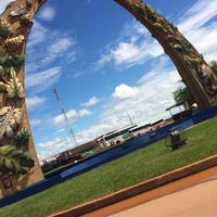 Photo taken at Puerto Gaitán by Jose luis R. on 6/12/2014